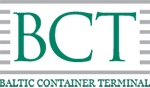 Logo Baltic Container Terminal