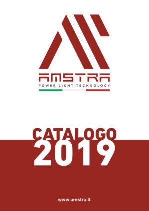 Copertina catalogo Amstra ITA