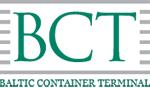 Logo Baltic Container Terminal